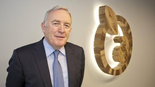 Applegreen's CEO Bob Etchingham