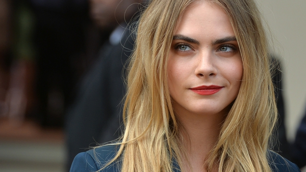 Model Cara Delevingne has made a splash with a brand new hairstyle. We're obsessed.