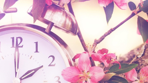 There's a lot of confusion as to when the clocks go forward