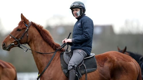 Ruby Walsh should be back in action in time for Cheltenham