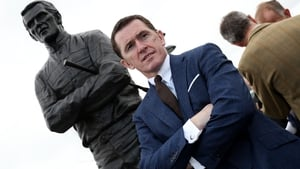 "Tony McCoy was ""very honoured and flattered"" as his statue was unveiled"