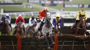Labaik clears the final flight in the Supreme