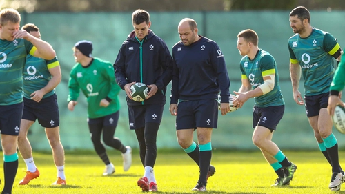 Ireland without injured Conor Murray for Six Nations finale with England