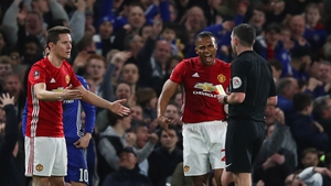 Manchester United have been charged by the FA over their players' conduct