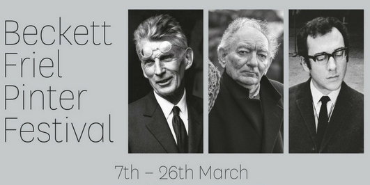 Beckett Friel Pinter Festival at the Gate Theatre