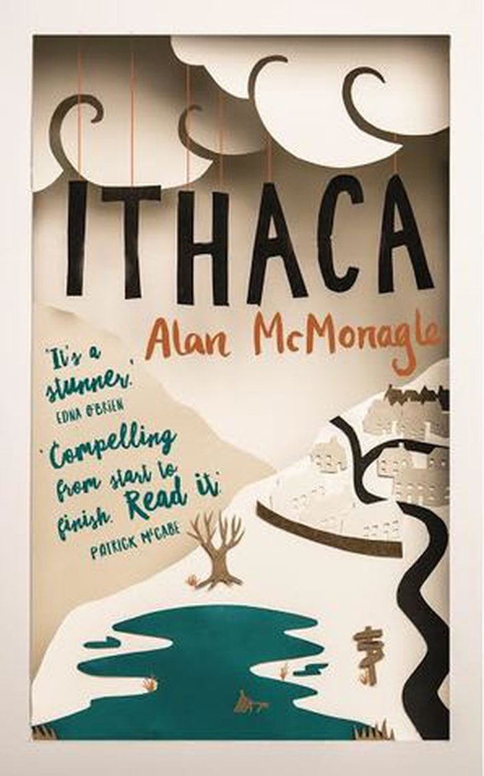 """Ithaca"" by Alan McMonagle"