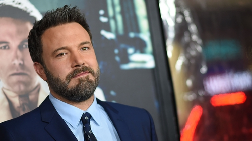 """Affleck - """"I have completed treatment for alcohol addiction; something I've dealt with in the past and will continue to confront"""""""
