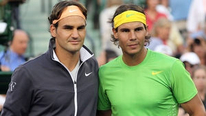 Federer and Nadal will meet in the fourth round at Indian Wells
