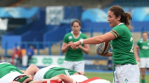 Larissa Muldoon and Ireland are one step away from a Grand Slam