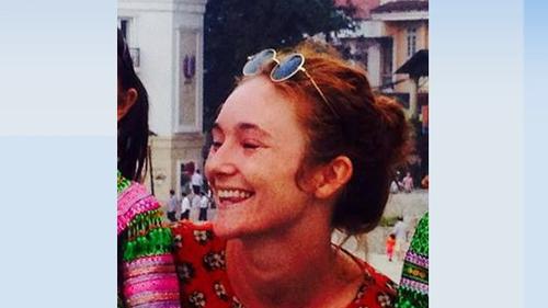 Danielle McLaughlin was celebrating the Indian spring festival of Holi at Goa's popular Palolem beach