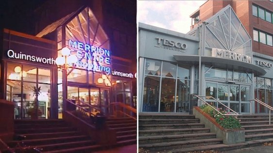 Tesco To Take Over