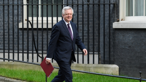 David Davis said that in his experience you often knew 'a good deal even though you didn't have the numbers'