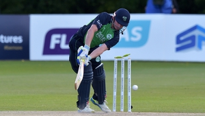 William Porterfield hit a century but Ireland still fell to defeat in India