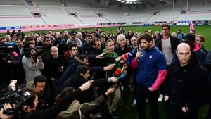 Stade Francais players are yet to rule out the threat of a strike