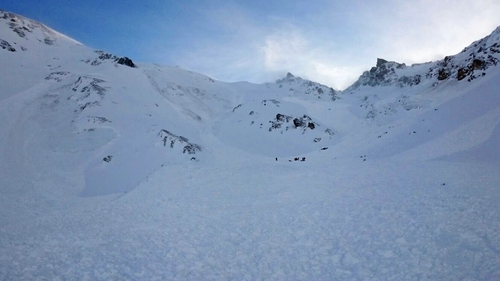 4 reported dead in Austrian Alps avalanche