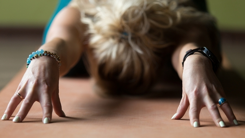 Five Restorative Yoga Poses