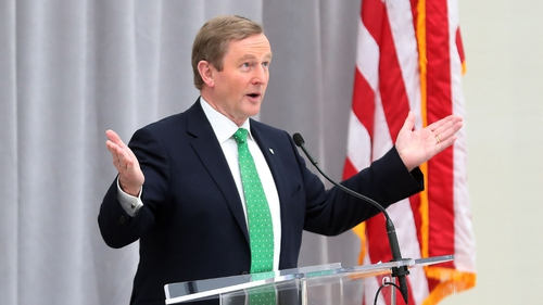 Ireland's Prime Minister roasted Donald Trump while standing inches away from him