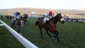 Fayonagh goes in the Racing Post Champion INH Flat Race