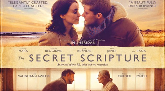 """The Secret Scripture"", starring Eric Bana"