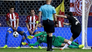 Atletico Madrid's Jan Oblak and opposite number Bernd Leno were sensational between the sticks at the Vicente Calderon