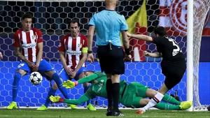 Atletico Madrid's Jan Oblak and opposite number Bernd Leno were sensational between the sticks at the Vicente Calderon