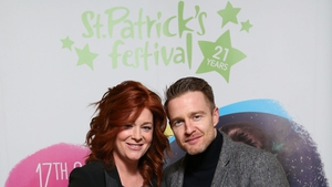Blathnaid Ní Chofaigh and Aidan Power are your Paddy's Day hosts with the most