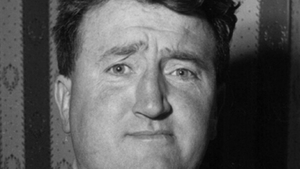 Brendan Behan, one of the authors published by Sáirséal agus Dill