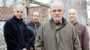 John Abercrombie Quartet..mellow and shaded on their ECM album, just out