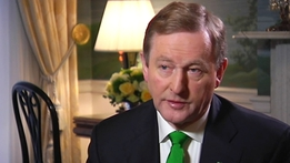 Taoiseach's trip to Washington