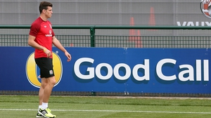 Ireland take on Gareth Bale and Wales next Friday