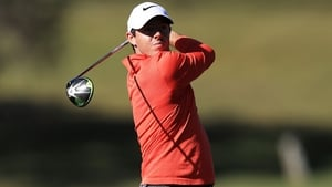 Rory McIlroy is feeling the pressure ahead of the Masters