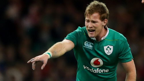 Kiernan Marmion will start in the Six Nations for the first time