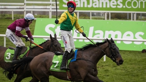Sizing John faces Coneygree in the Coral Punchestown Gold Cup on Wednesday