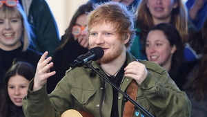 Ed Sheeran is set to co-host The Eoghan McDermott Show this Thursday
