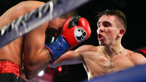 Michael Conlan is now set for a step up in class for his fourth pro fight