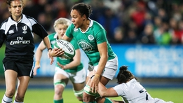 Against The Head: Ireland Women 7-34 England Women