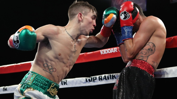 Michael Conlan was always in control during his win over Tim Ibarra