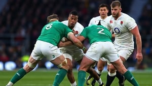 Ireland will be bidding to stop England's claim a second successive Six Nations Grand Slam