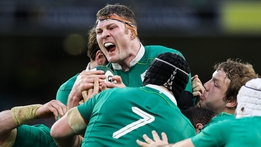 "Horgan - ""Something happens to Irish people when they see an English jersey"""