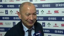 Eddie Jones refuses to discuss England's big hits