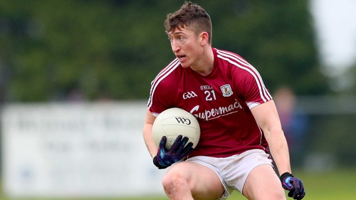 Johnny Heaney was among the goals for Galway