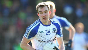 Jack McCarron had a field day against Roscommon in Inniskeen for Monaghan