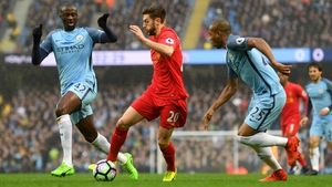 Adam Lallana looks likely to miss a month for Liverpool