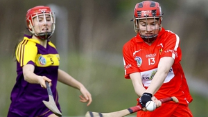 Cork's Katrina Mackey was in stunning form against Wexford