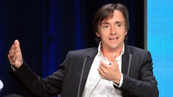 Richard Hammond broke his knee in a crash while filming The Grand Tour in Switzerland