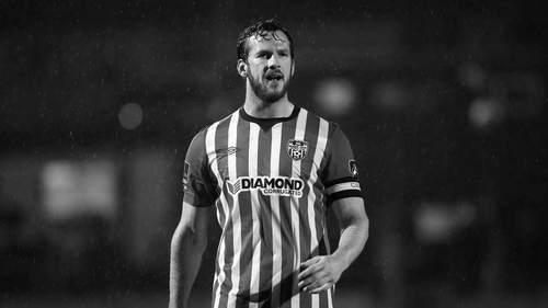 Northern Ireland will hold a minute's applause in memory of Ryan McBride