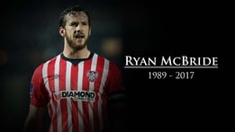 Soccer Republic Extras: Kenny Shiels' tribute to Ryan McBride