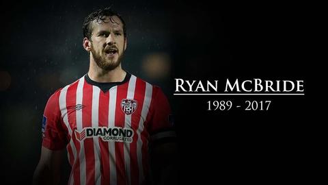 Soccer Republic Extras: Kenny Shiels' tribute to Ryan McBride