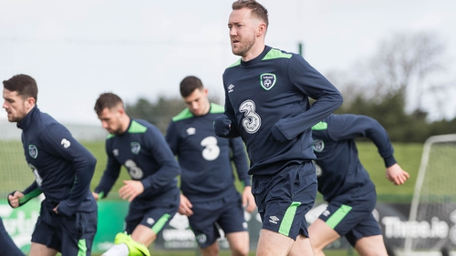 Aiden McGeady has found his form ahead of Ireland's clash with Wales