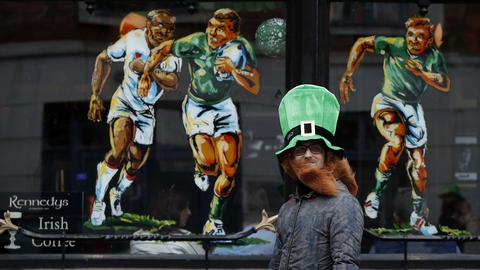 St Patrick's Festival Highlights